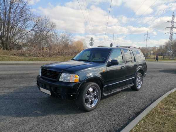 Ford Explorer, 2001 год, 390 000 руб.