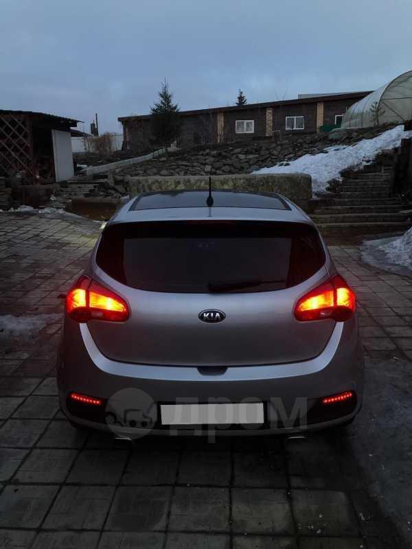 Kia Ceed, 2012 год, 545 000 руб.