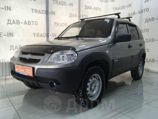 Chevrolet Niva, 2012 год, 287 300 руб.
