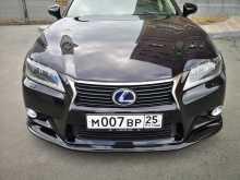 Владивосток Lexus GS450h 2012
