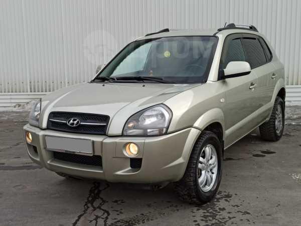 Hyundai Tucson, 2007 год, 439 000 руб.