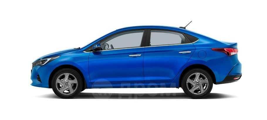 Hyundai Solaris, 2020 год, 917 000 руб.