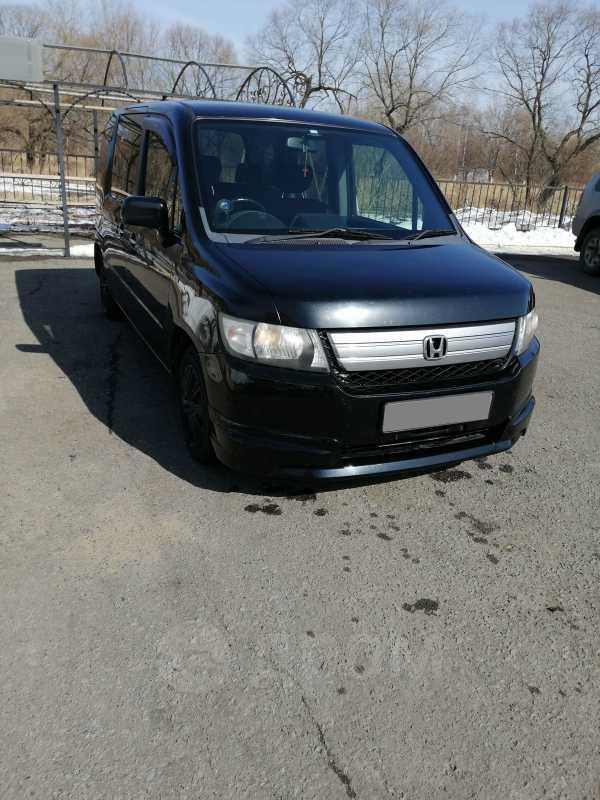 Honda Mobilio Spike, 2005 год, 310 000 руб.