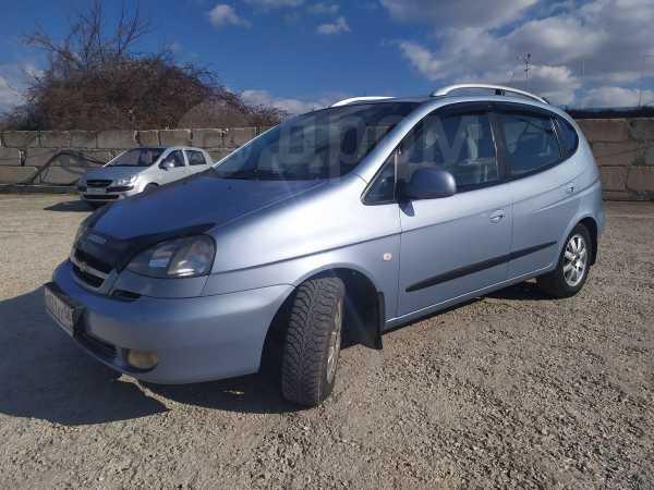 Chevrolet Rezzo, 2006 год, 278 000 руб.