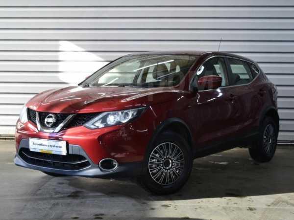 Nissan Qashqai, 2016 год, 893 000 руб.