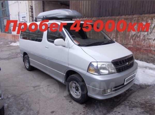Toyota Granvia, 2000 год, 820 000 руб.