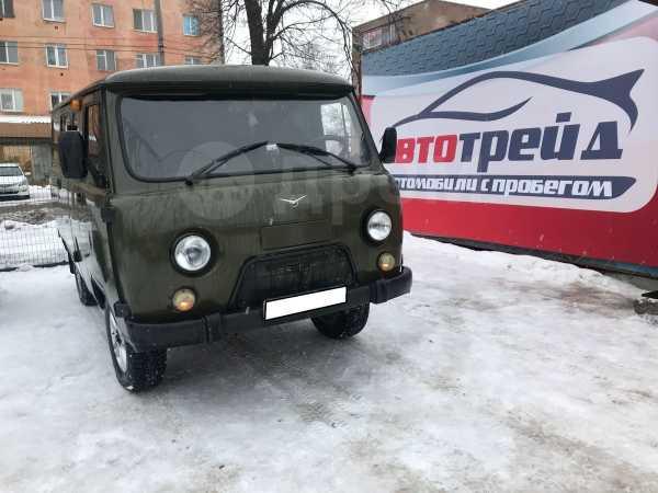 УАЗ Буханка, 2017 год, 550 000 руб.