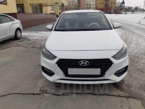 Hyundai Solaris, 2017 год, 629 000 руб.