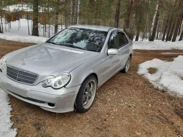 Mercedes-Benz C-Class, 2000 год, 250 000 руб.