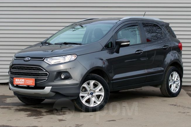 Ford EcoSport, 2017 год, 790 000 руб.