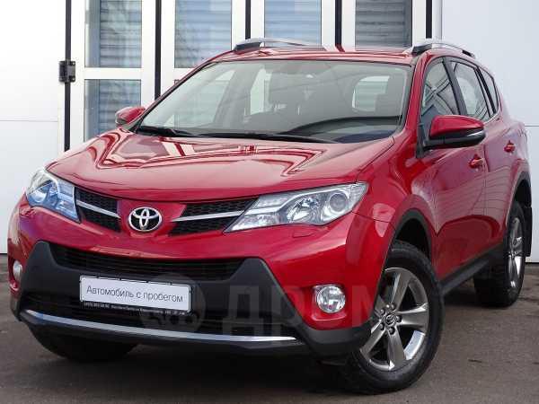 Toyota RAV4, 2015 год, 1 149 000 руб.