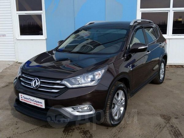 Dongfeng AX7, 2017 год, 898 000 руб.