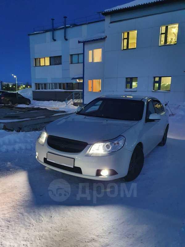 Chevrolet Epica, 2008 год, 335 555 руб.