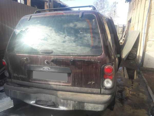 Ford Explorer, 2000 год, 120 000 руб.