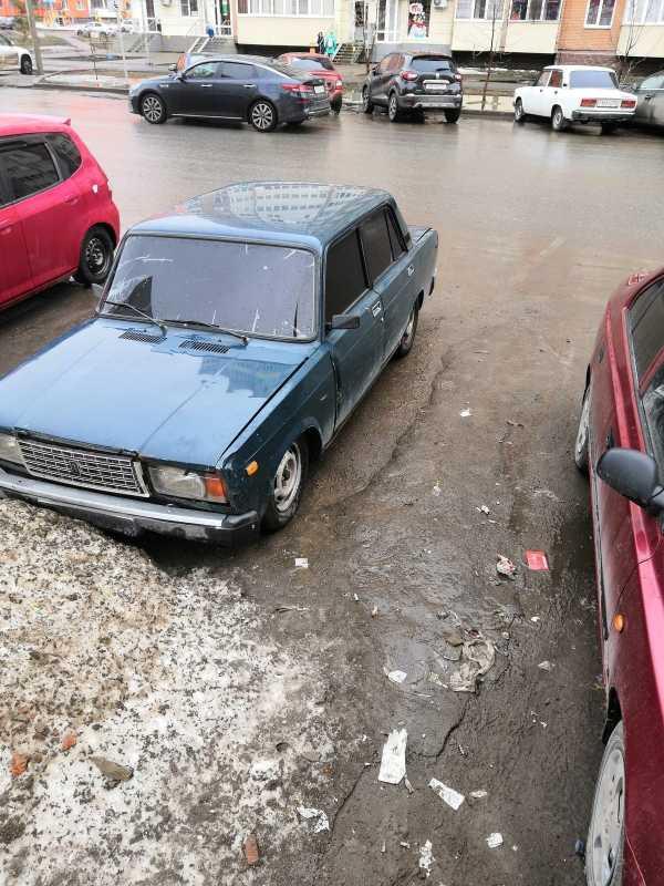 Лада 2107, 2004 год, 24 000 руб.
