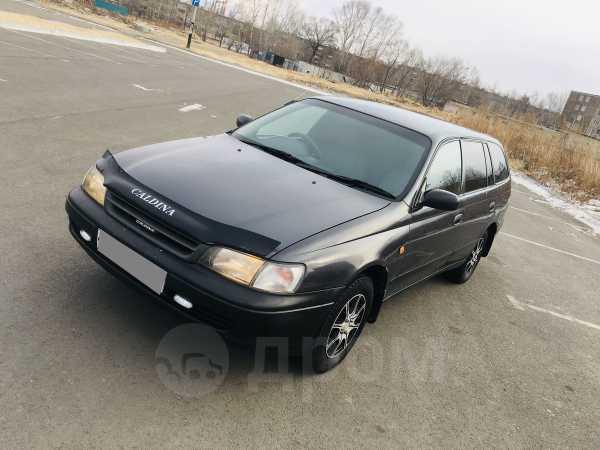Toyota Caldina, 2000 год, 188 000 руб.