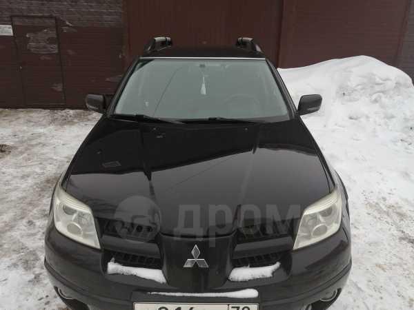 Mitsubishi Outlander, 2007 год, 675 000 руб.