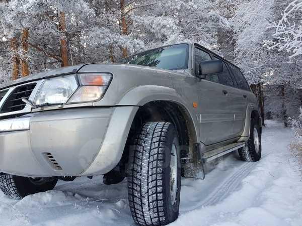 Nissan Patrol, 2001 год, 598 000 руб.