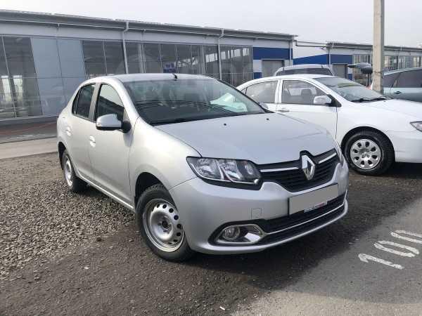 Renault Logan, 2016 год, 485 000 руб.