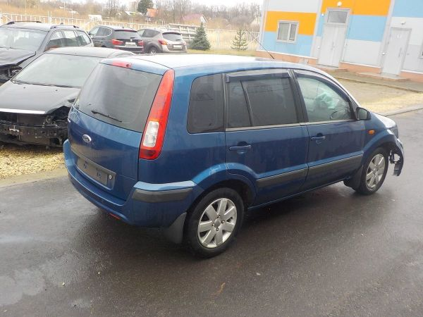 Ford Fusion, 2008 год, 120 000 руб.