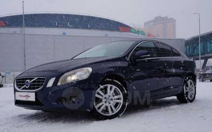 Volvo S60, 2013 год, 660 000 руб.