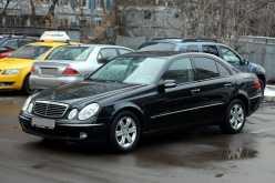 Москва E-Class 2004
