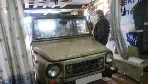 Нижний Тагил ЛуАЗ 1991