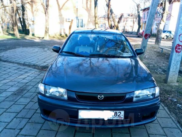Mazda 323, 1997 год, 200 000 руб.