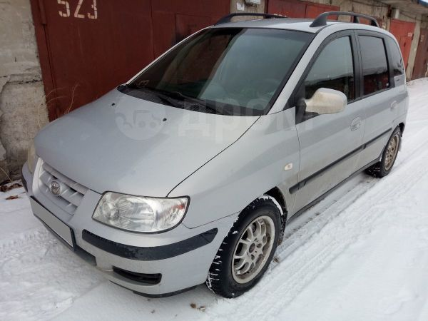Hyundai Matrix, 2004 год, 265 000 руб.