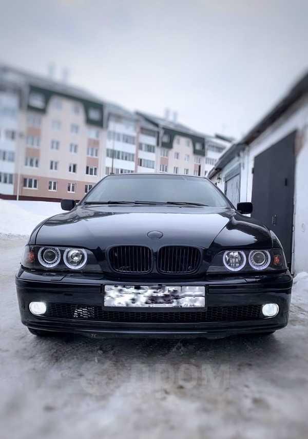 BMW 5-Series, 2000 год, 280 000 руб.