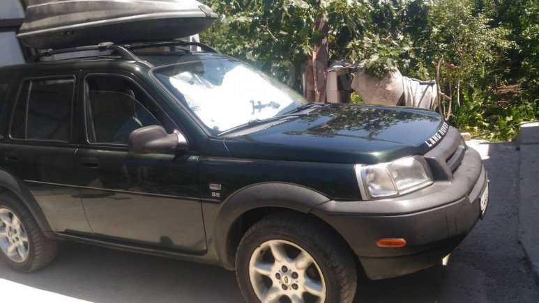 Land Rover Freelander, 2002 год, 340 000 руб.