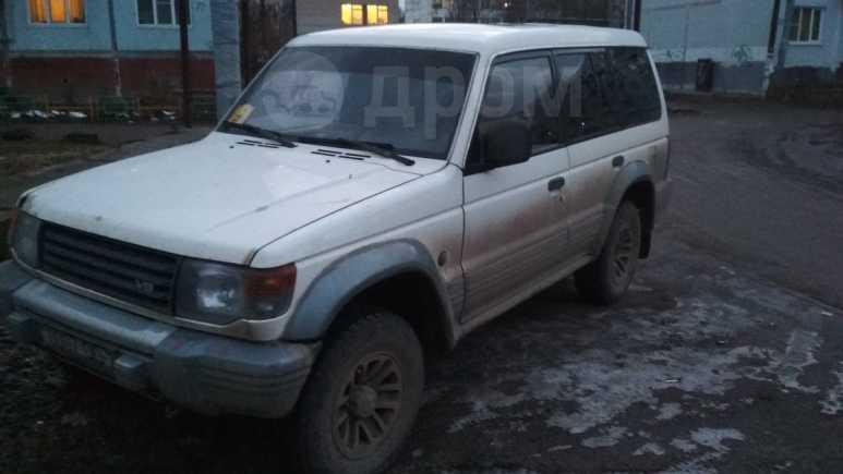 Mitsubishi Montero, 1993 год, 230 000 руб.