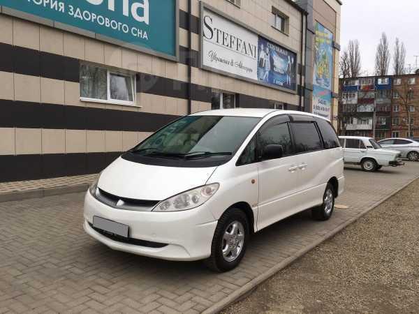 Toyota Estima, 2002 год, 499 000 руб.