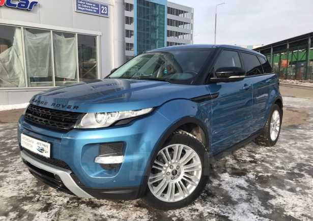 Land Rover Range Rover Evoque, 2012 год, 1 257 000 руб.