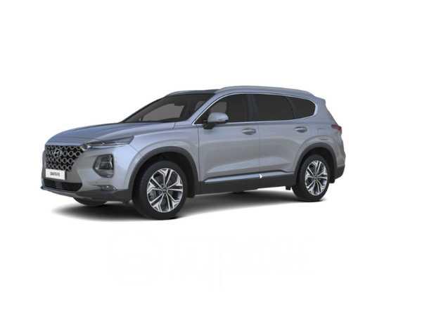Hyundai Santa Fe, 2020 год, 2 790 000 руб.