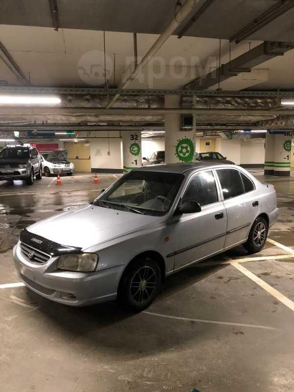 Hyundai Accent, 2008 год, 197 000 руб.