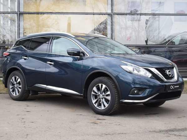 Nissan Murano, 2016 год, 1 600 000 руб.