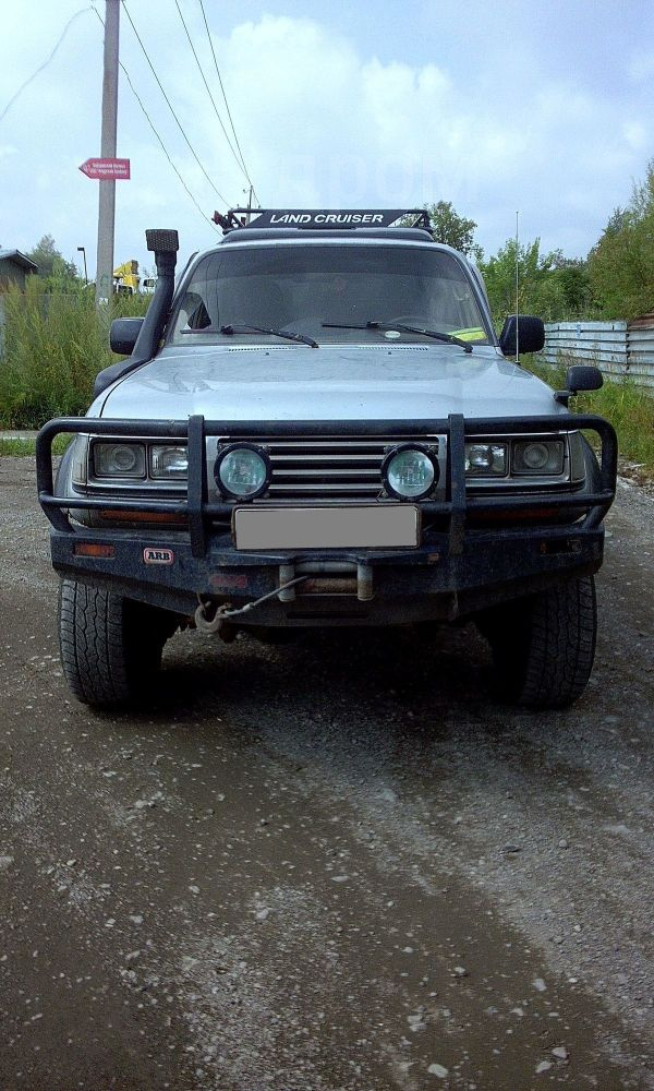 Toyota Land Cruiser, 1996 год, 830 000 руб.