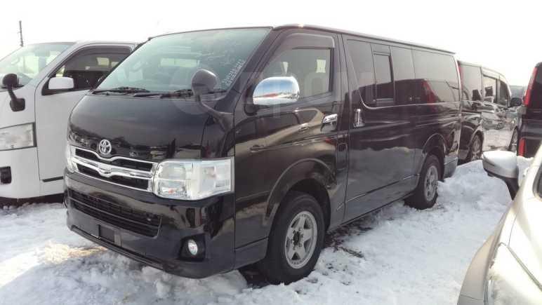 Toyota Hiace, 2013 год, 1 630 000 руб.