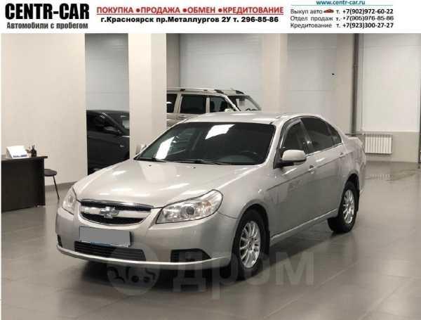 Chevrolet Epica, 2006 год, 375 000 руб.