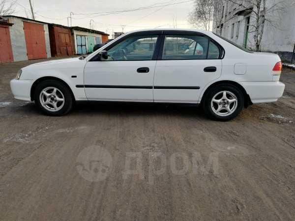 Honda Integra SJ, 1998 год, 150 000 руб.