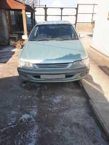 Засопка Toyota Carina 1996