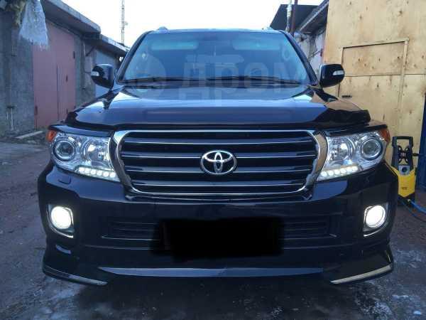 Toyota Land Cruiser, 2011 год, 2 454 999 руб.