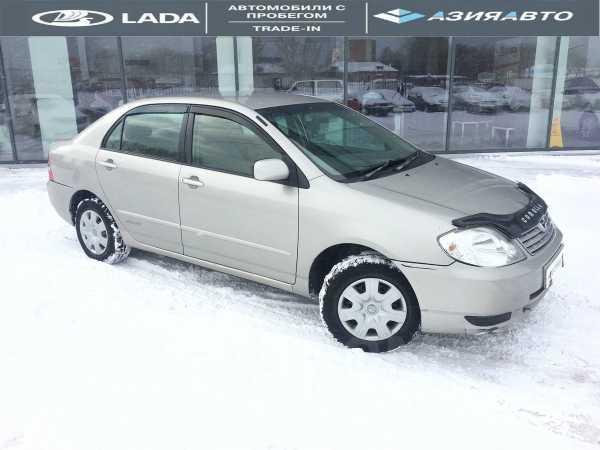 Toyota Corolla, 2004 год, 299 000 руб.