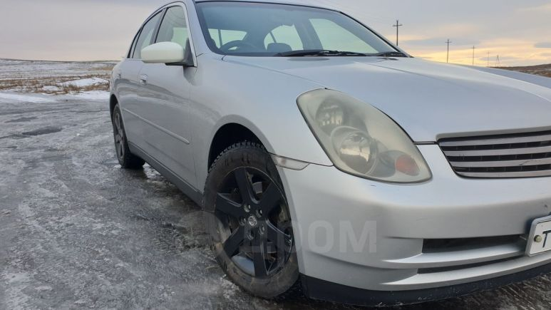 Nissan Skyline, 2002 год, 280 000 руб.