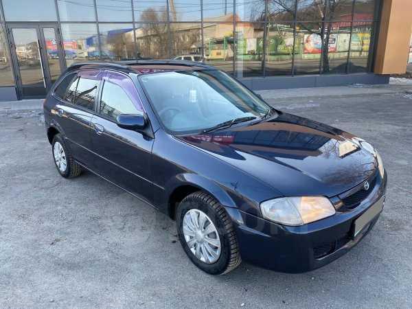 Mazda Familia S-Wagon, 1999 год, 197 000 руб.