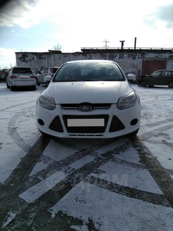 Ford Focus, 2014 год, 420 000 руб.