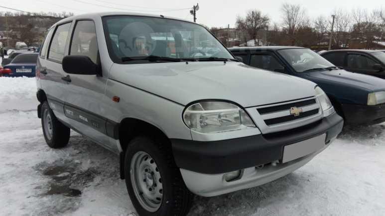 Chevrolet Niva, 2006 год, 208 000 руб.