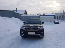 Екатеринбург Land Cruiser 2017
