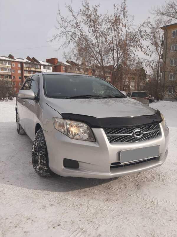 Toyota Corolla Fielder, 2008 год, 550 000 руб.